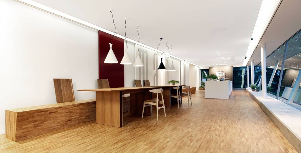 Bulthaup Kuchen Karlsruhe Lighting Architects
